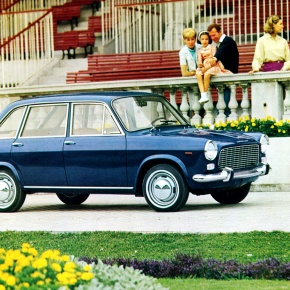 A look at the Autobianchi Primula, Fiat's first front-wheel drive car