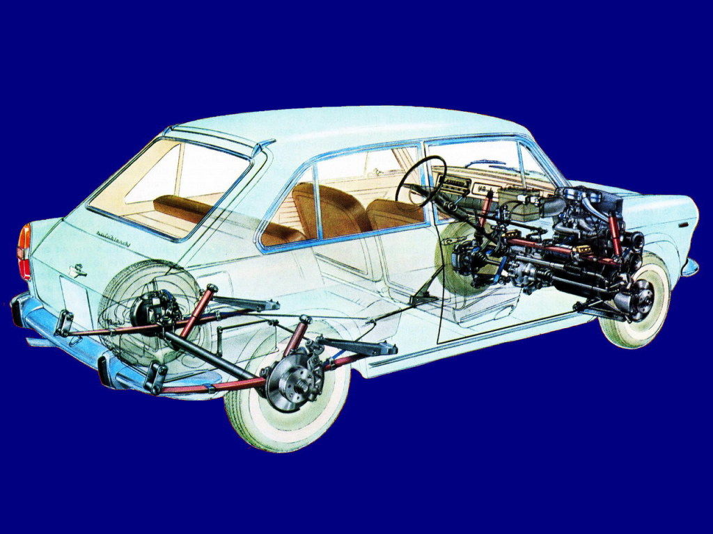 Front Wheel Drive Cars >> A Look At The Autobianchi Primula Fiat S First Front Wheel Drive