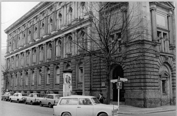 Berlin, Haupttelegrafenamt