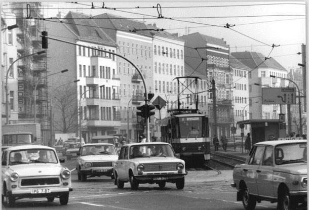 Berlin, Rosenthaler Platz