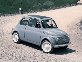 Here is the promotional film that Fiat made when it launched the 500 in 1957[video]