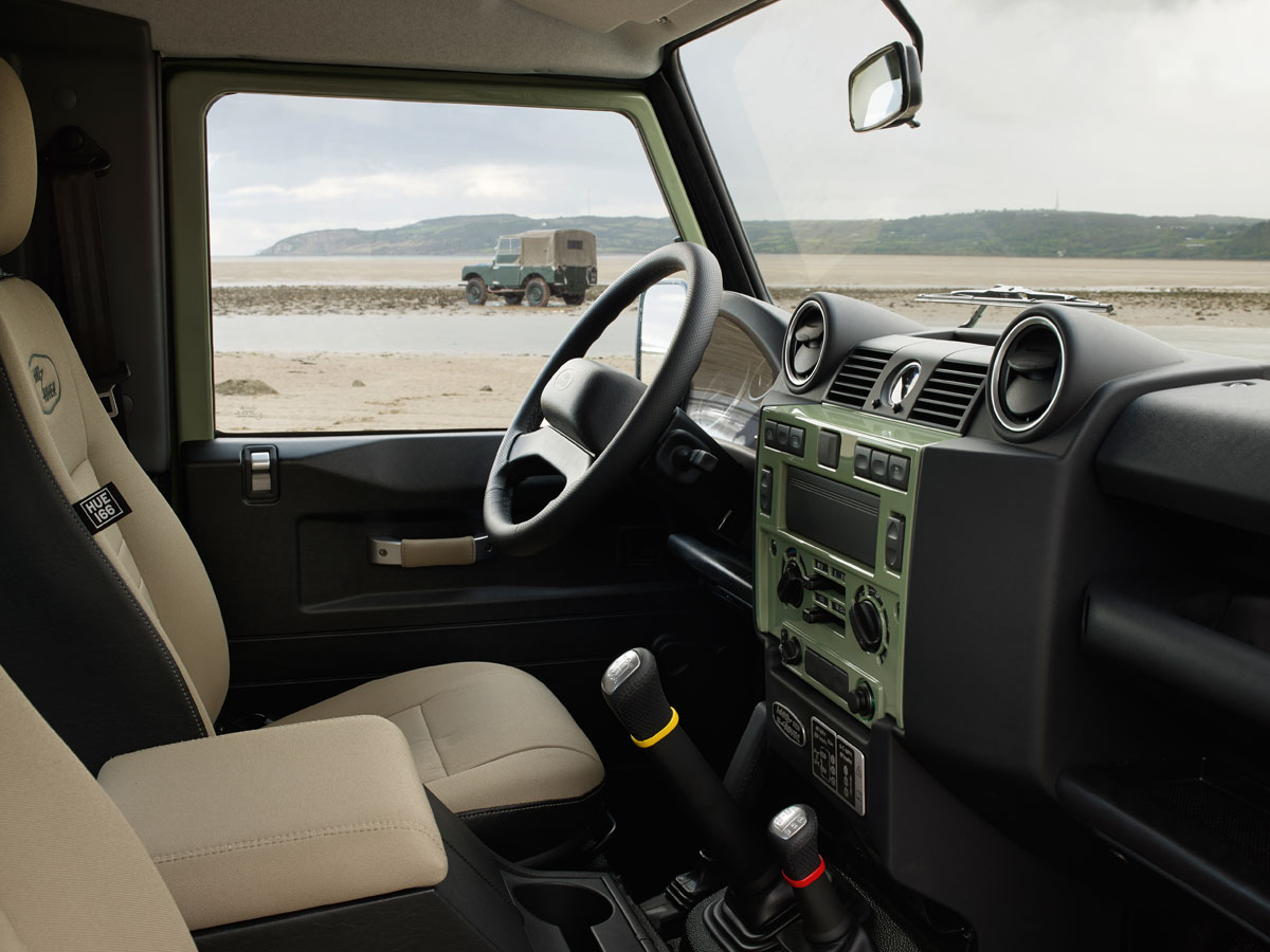 news dashboard land defenders makes other landrover defender tame custom project spectre look rover