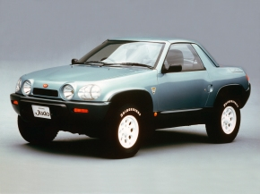 A look at the 1987 Nissan Judoconcept