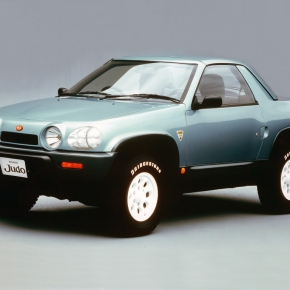 A look at the 1987 Nissan Judo concept