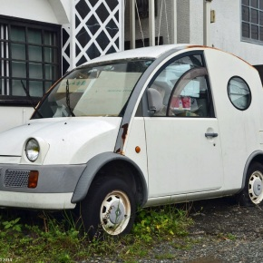 Rust in peace: Nissan S-Cargo