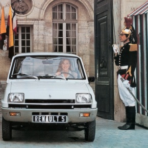 Caption contest: Renault 5