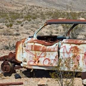 Rust in peace: Chevrolet Impala