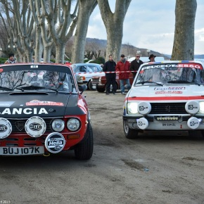 The 2015 Monte-Carlo Historique rally