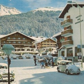Rewind to Bagnes, Switzerland, in the 1960s