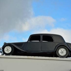 Rust in peace: Citroën 11DNormale
