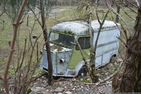 Rust in peace: Citroën TypeH