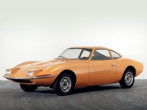 A look at the 1965 Opel Experimental GT