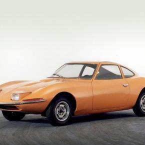 A look at the 1965 Opel ExperimentalGT