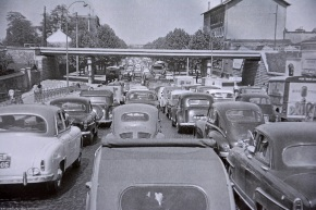 Rewind to Le Bourget, France, in the mid1950s