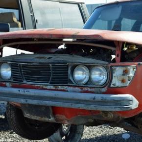 Rust in peace: Saab99