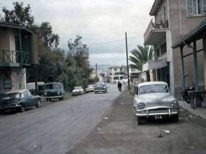 Rewind to Xeros, Cyprus, in 1964