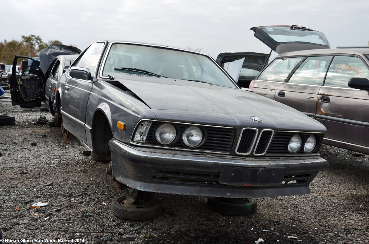 rust in peace bmw 635csi e24 ran when parked. Black Bedroom Furniture Sets. Home Design Ideas