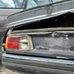 Rust in peace: BMW 635CSi (E24)