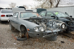 Rust in peace: Jaguar XJ-S