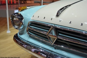 Live from the Geneva Motor Show: Borgward Isabella Coupe