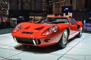 Live from the Geneva Motor Show: Ford GT40 mk3