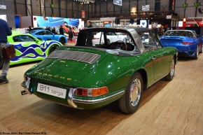 Live from the Geneva Motor Show: Porsche 911 Targa