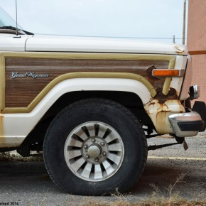 Rust in peace: Jeep Grand Wagoneer