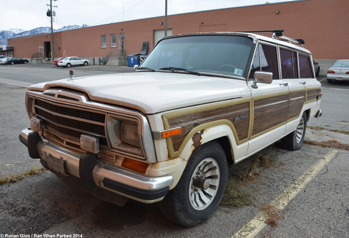 march 13 2015 at 1161 790 in rust in peace jeep grand wagoneer. Cars Review. Best American Auto & Cars Review