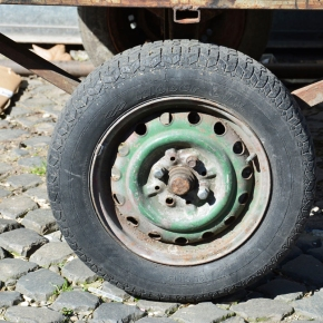 Test your steel wheel IQ, Rome edition