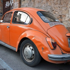 Driven daily: Volkswagen Beetle