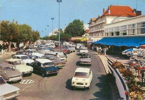 Rewind to Arcachon, France, in the late1960s