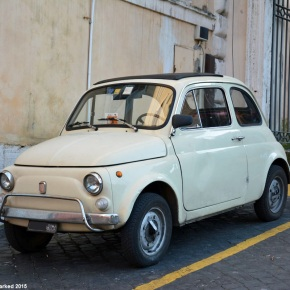 Driven daily: Fiat500