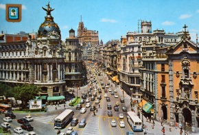 Rewind to Madrid, Spain, in the late 1960s