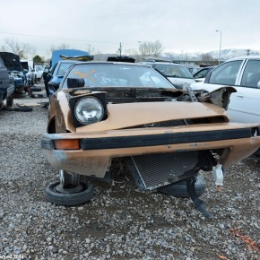 Rust in peace: Maxda RX-7