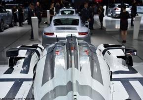 Live from the Shanghai Motor Show: Porsche 919Hybrid