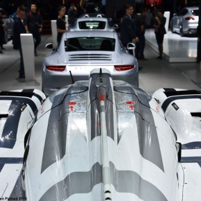 Live from the Shanghai Motor Show: Porsche 919 Hybrid
