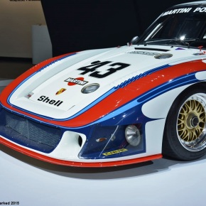 "Live from the Shanghai Motor Show: 1978 Porsche 935/78 ""Moby Dick"""