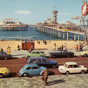 Rewind to Scheveningen, Holland, in the 1950s and 1960s