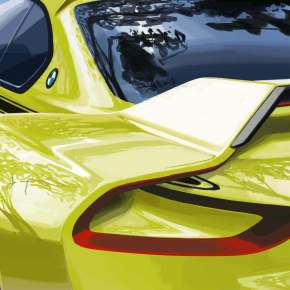 BMW previews its next concept, a retro-inspired coupe called 3.0 CSL Hommage