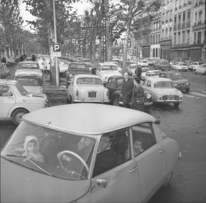Rewind to Lyon, France, in the 1950s and1960s