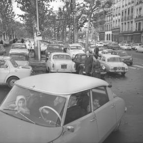 Rewind to Lyon, France, in the 1950s and 1960s