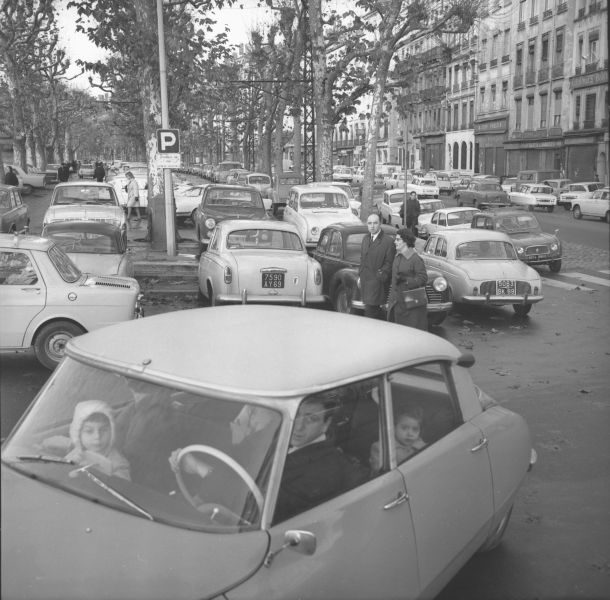 Rewind to lyon france in the 1950s and 1960s ran when for Garage ford a lyon