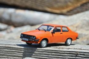 Scaled down: DeAgostini's 1/43-scale Dacia 1410Sport
