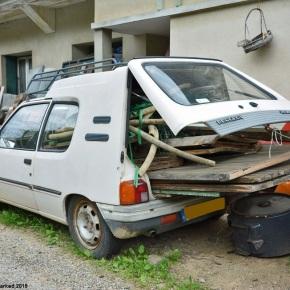 Rust in peace: Peugeot 205Multi