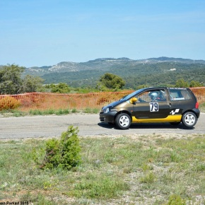 Motorsports: The annual Vernègues hillclimb