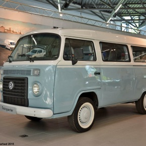 In the metal: 2013 Volkswagen Kombi Last Edition