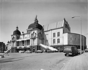 Rewind to Scheveningen, Holland, in the mid and late 1970s