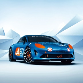 News: Alpine introduces heritage-laced Celebration concept