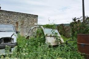 Rust in peace: Citroën2CV