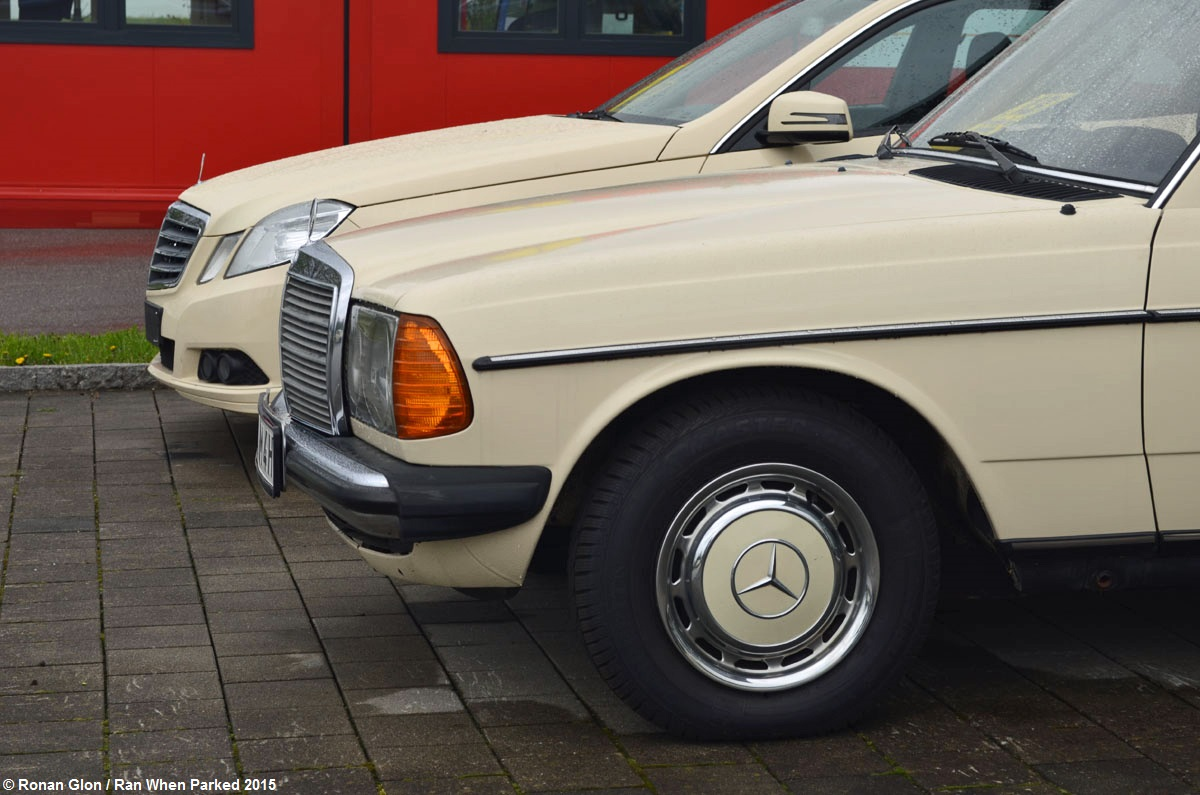 Car lot find mercedes benz 220d w123 taxi ran when parked for Search for mercedes benz